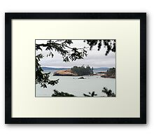 i can't forget you Framed Print