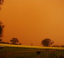 'Dust storm' by Kat36