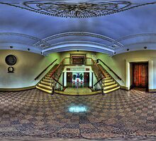 Tamworth Town Hall foyer, New South Wales by David James