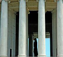 Jefferson Memorial by Renee Hubbard Fine Art Photography