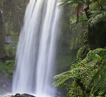 Hopetoun Falls by David  Hibberd