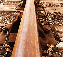 Rail by farmbrough