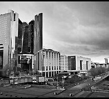 Paris, La Défense by julienpz