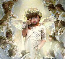 the pouting lil cherub by navybrat