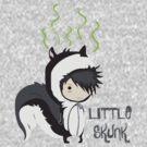 Little Skunk by evadelia