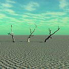 Arid Disaster by dmark3
