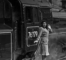 East Lancashire Railway, Rawtenstall by Steve  Liptrot