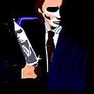 Patrick Bateman (American Psycho) by Vimm