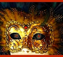 Mask of Intrigue  by bev langby