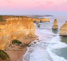 The Twelve Apostles, Great Ocean Road, Australia by Michael Boniwell