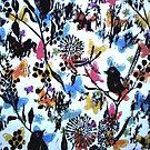 """Birds Paradise by Belinda """"BillyLee"""" NYE (Printmaker)"""