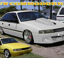 VN Commodore by SuperSprayer