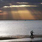 Silhouette Dance by Reynandi Susanto