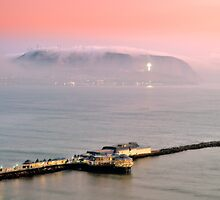 Evening Mist by Andrew Howson