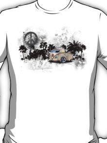 Splitty Pick-Up Grunge (B) T-Shirt