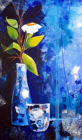 Blue Morning by Ruth Palmer