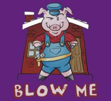 Blow Me... by Dan Ives
