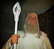 Gandalf the White by Moxy