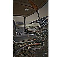 Driven to Destruction Photographic Print