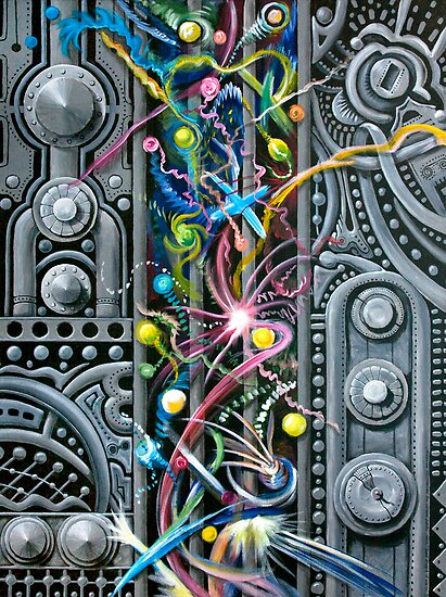 Chaos Theory Invades the Mechanistic Universe by Colleen D. Gjefle
