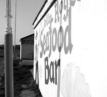 Out of Season - Coney Island, Porthcawl, March 2009 by Victoria Morton