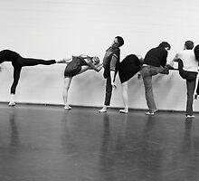 Butler Dancers by lauren ashley
