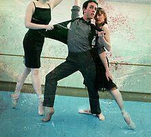 Sketchy Dancers by lauren ashley