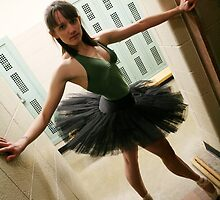 Little Black Tutu by lauren ashley