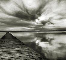 The Pier by Joe Martinez