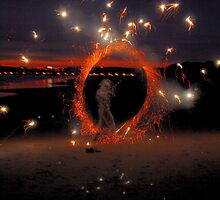 firework poi 2  by cool3water