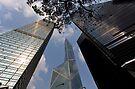 Bank of China by David Clarke