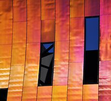 Windows and wall by Peter Hammer