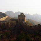 Great Wall Jinshanling by bfokke
