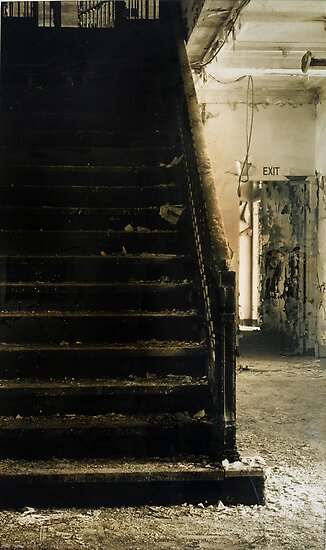 Charles Street Jail #1 by Stephen Sheffield