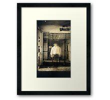 Charles Street Jail #4 Framed Print