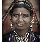 ' Veiled Women From Rajasthan ' by Mat Moore
