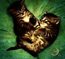Aine and Brigit  by Calliope-Oz