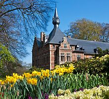 Groot Bijgaarden Castle and Gardens by Alison Cornford-Matheson