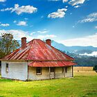 Cottage at Glen Huon by Paul Redding