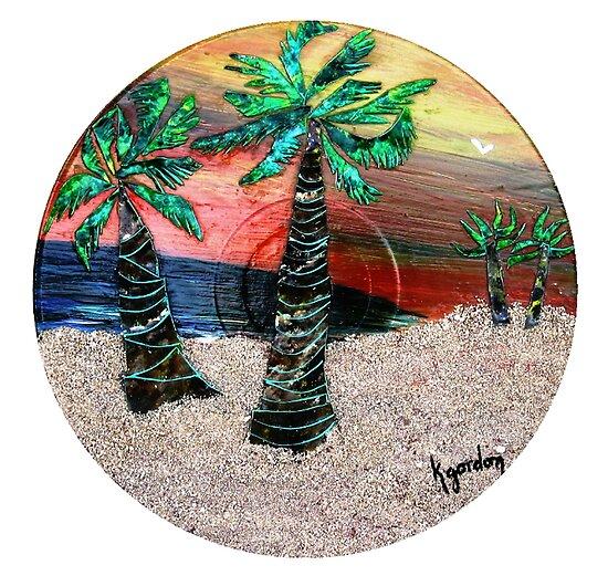 Serene Island by WhiteDove Studio kj gordon