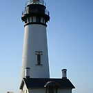 Yaquina Head Light House by Julie Beitzel