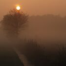 Another Groeneveld sunrise in April by jchanders