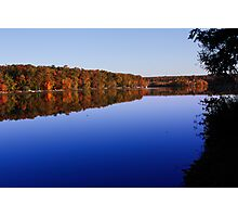 Bear Creek Lake Revisited Photographic Print