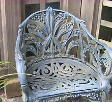 "A ""Lily-of-the-Valley"" Chair by Pat Yager"