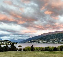 Early Morning in Queenstown by Wendy  Meder