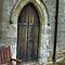 The Door - St Gregory&#x27;s Minster by Trevor Kersley