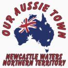 Newcastle Waters NT by Scott Westlake