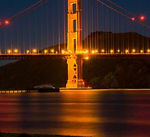 Golden Gate by Kyle Normandin