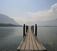 Lakeside Jetty by Stormswept