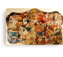 The Golden Age of Piracy Canvas Print